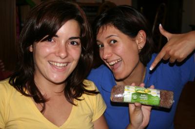 Ainhoa y Yendi