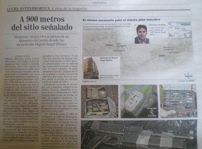 Entre Madrid y Bilbao